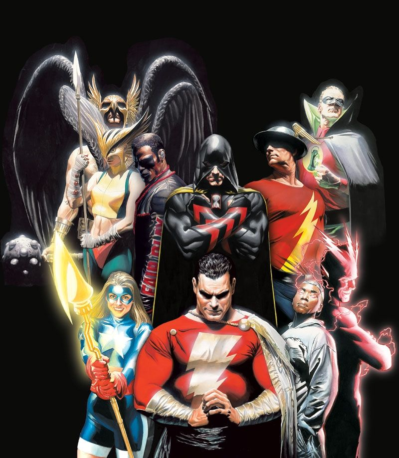JSA - DC Comics