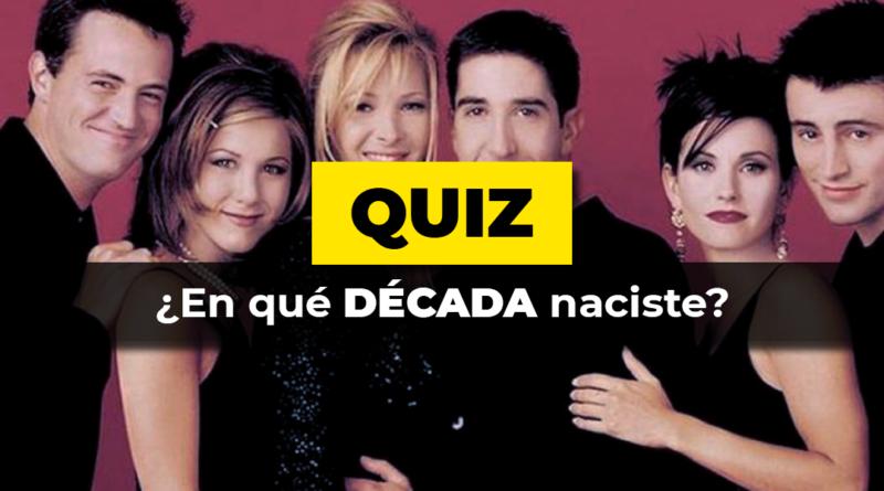 Quiz · Década
