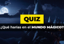 Quiz · Mundo mágico