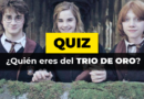 Quiz · Trío de Oro Harry Potter