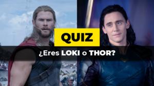 Quiz · Loki o Thor