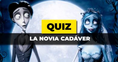 Quiz · Novia cadáver