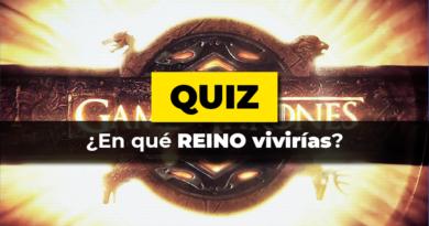 Quiz · En qué reino vivirías GOT