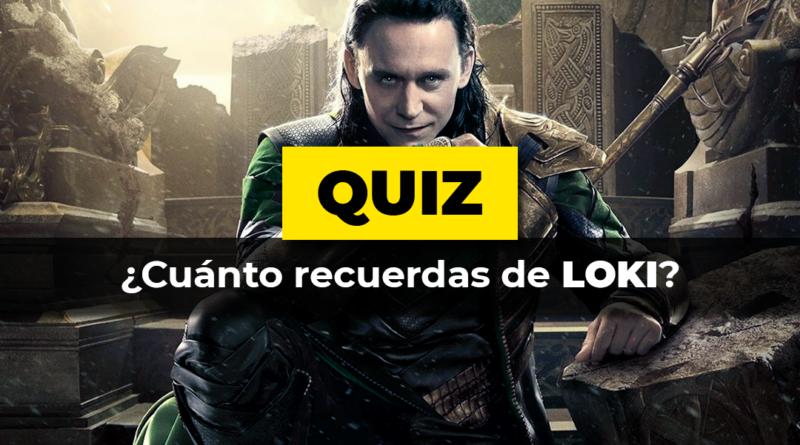 Quiz · Loki