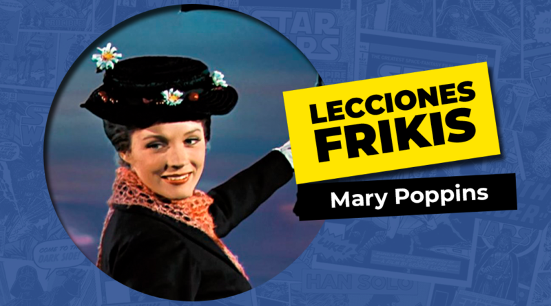 Lecciones · Mary Poppins