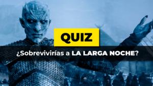 Quiz · Larga noche