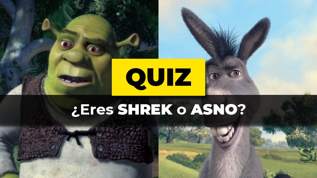 Quiz · Shrek o Asno