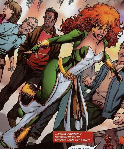 Jackpot - Marvel Comics