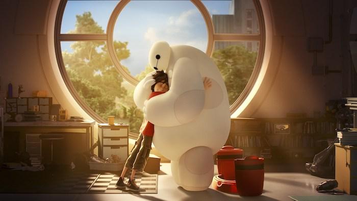 Big Hero 6 • Walt Disney Pictures