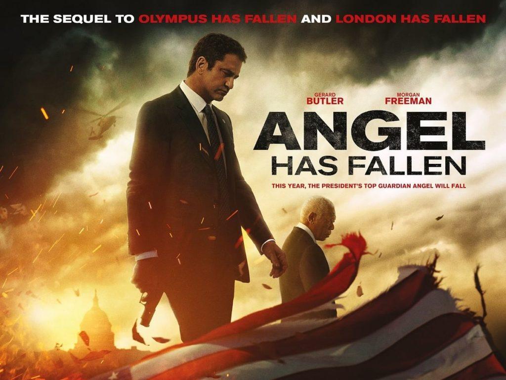 Angel Has Fallen - Lionsgate