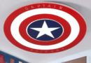 La mejor lámpara del Capitán América