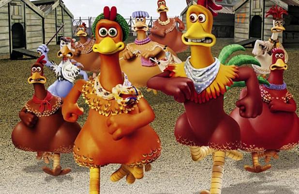 Chicken Run - Aardman
