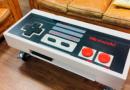La mesa perfecta para nostálgicos gamer