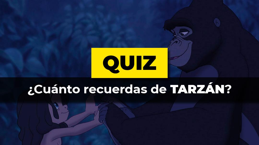 Quiz · Tarzán