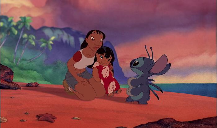 Lilo & Stitch • Walt Disney Pictures
