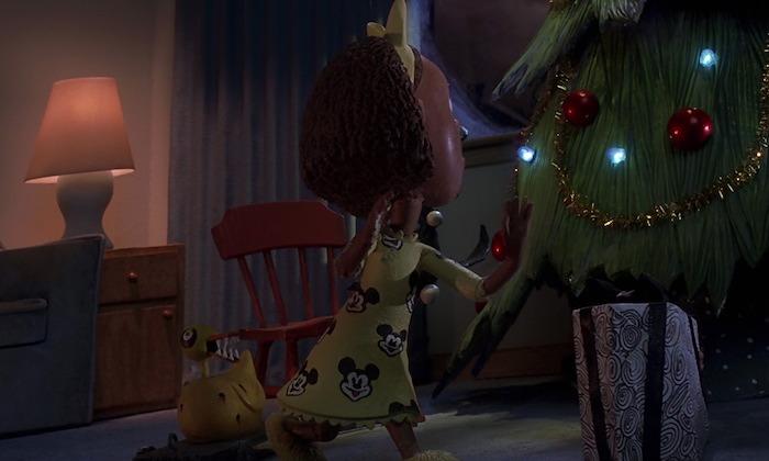 Pesadilla antes de Navidad • Walt Disney Pictures