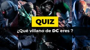 Villano DC Portada
