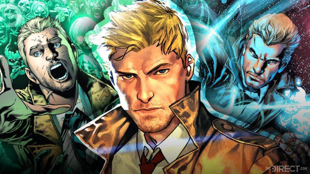 John Constantine - DC Comics