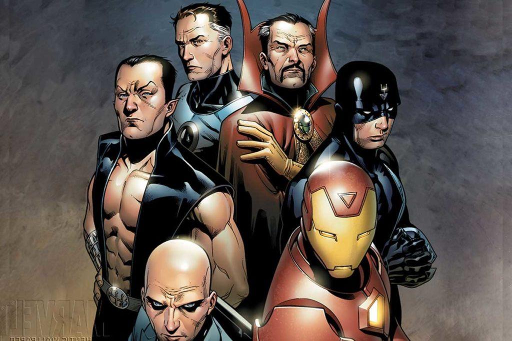 Illuminatti - Marvel Comics
