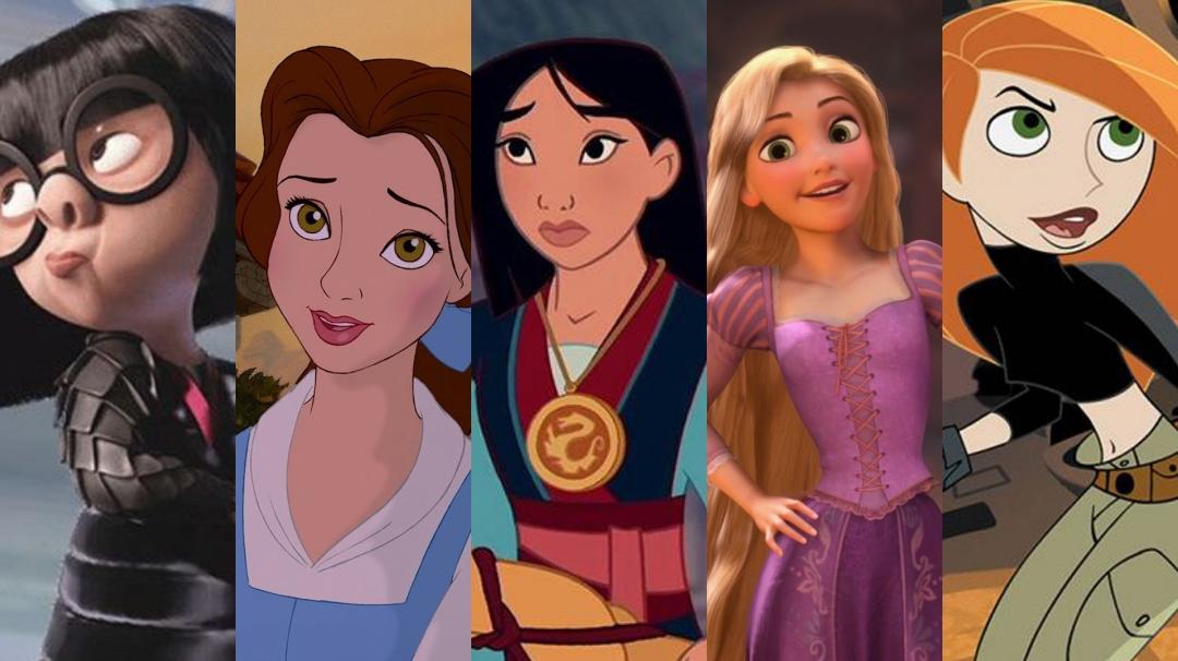Damiselas de Disney que no necesitaban ser salvadas por hombres. - Friki Maestro