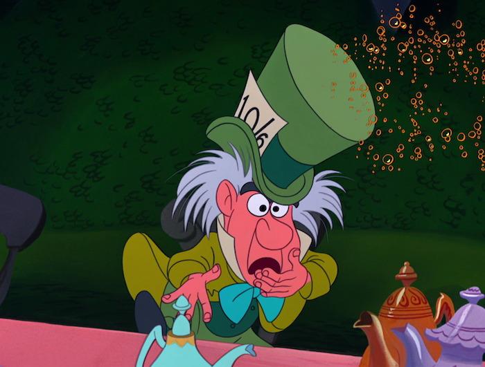Alicia en el pais de las Maravillas • Walt Disney Pictures