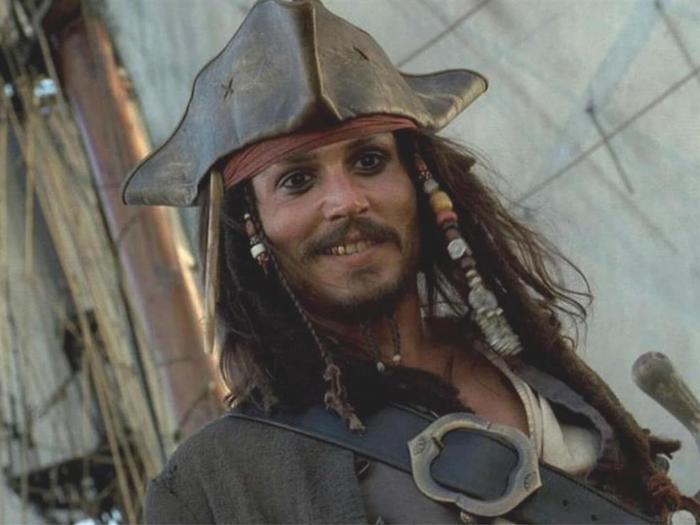 Piratas del Caribe • Walt Disney Pictures