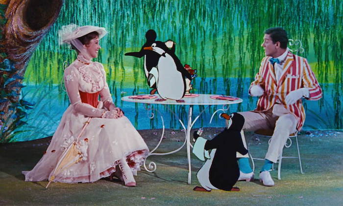 Mary Poppins • Walt Disney Pictures