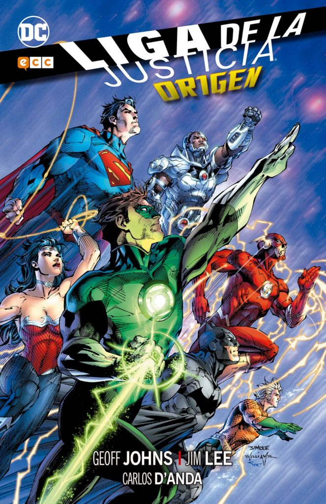 La Liga de la Justicia - DC Comics