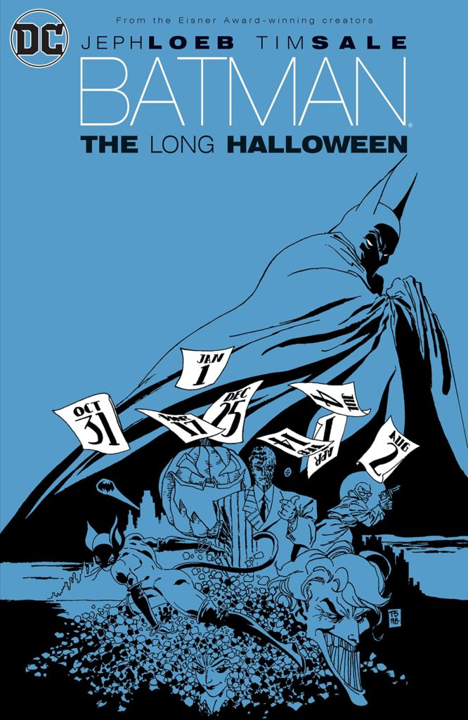Batman: The Long Halloween - DC Comics