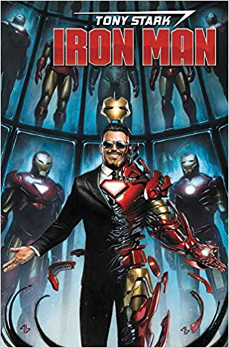 Iron Man - Marvel Comics