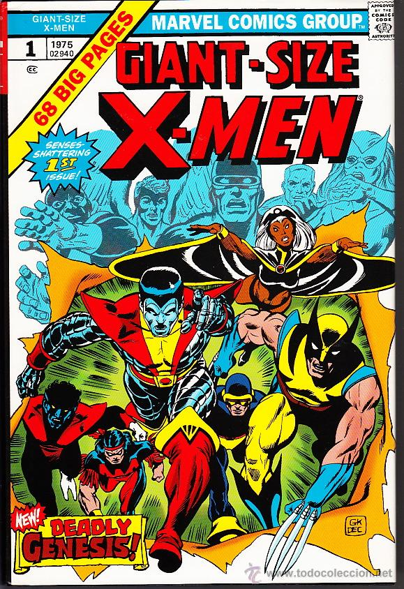 X-Men - Marvel Comics