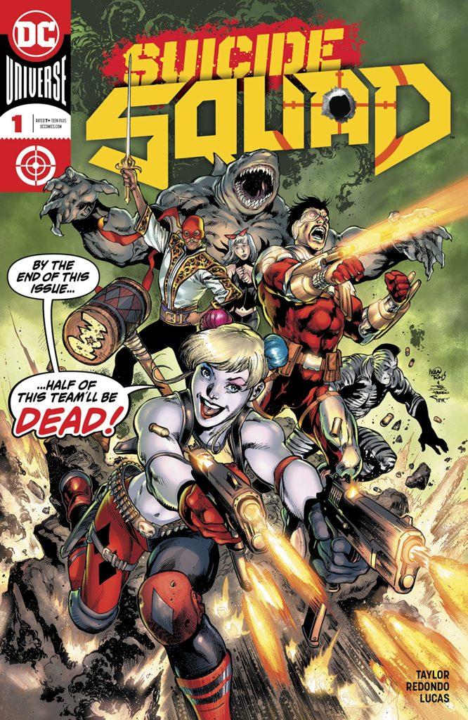 Suicide Squad - DC Comics