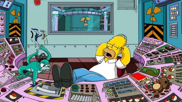 The Simpsons • 20th Century Fox
