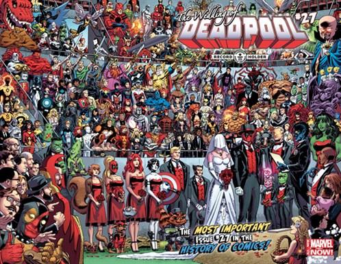 Deadpool 27 - Marvel Comics