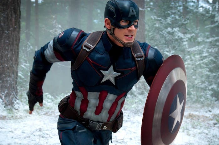 Capitán América • Marvel Studios
