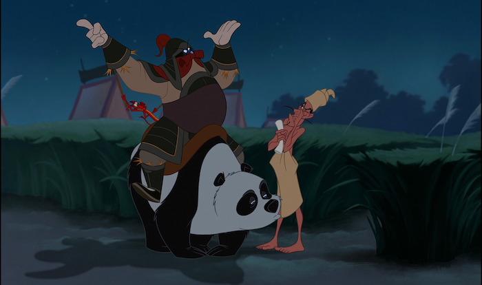 Mulán • Walt Disney Pictures