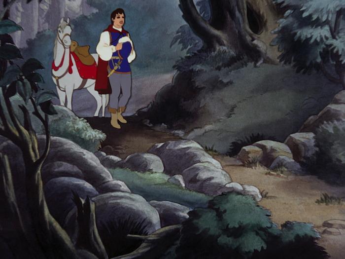 Blancanieves y los siete enanitos • Walt Disney Pictures