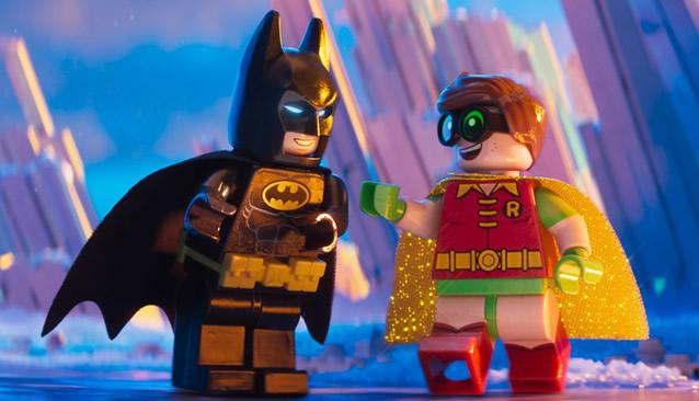 Batman LEGO Movie - WB