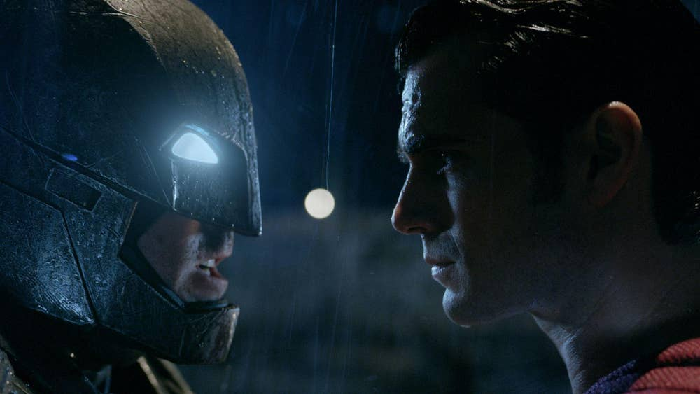 Batman v. Superman - WB