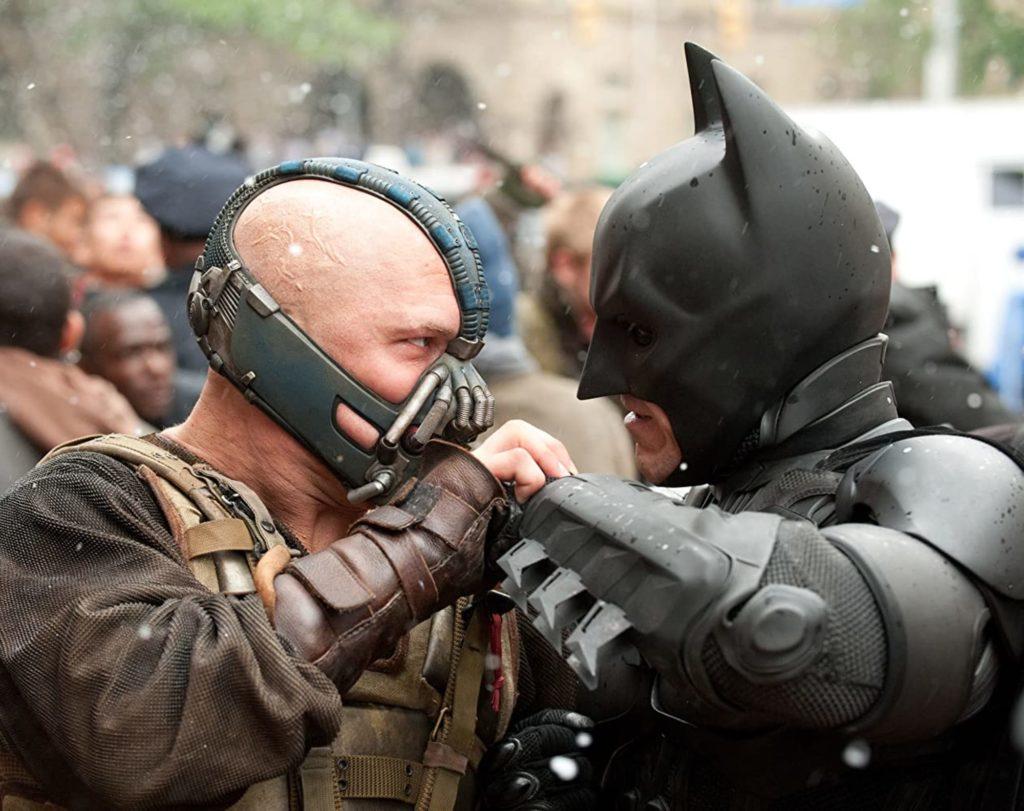 Batman: The Dark Knight Rises - WB