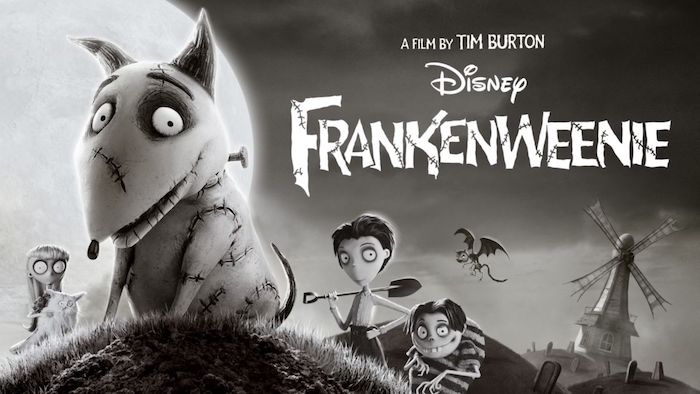 Frankenweenie • Walt Disney Pictures