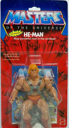 He-Man - Mattel