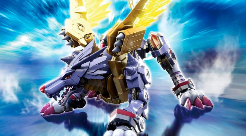 La figura más épica de MetalGarurumon Portada