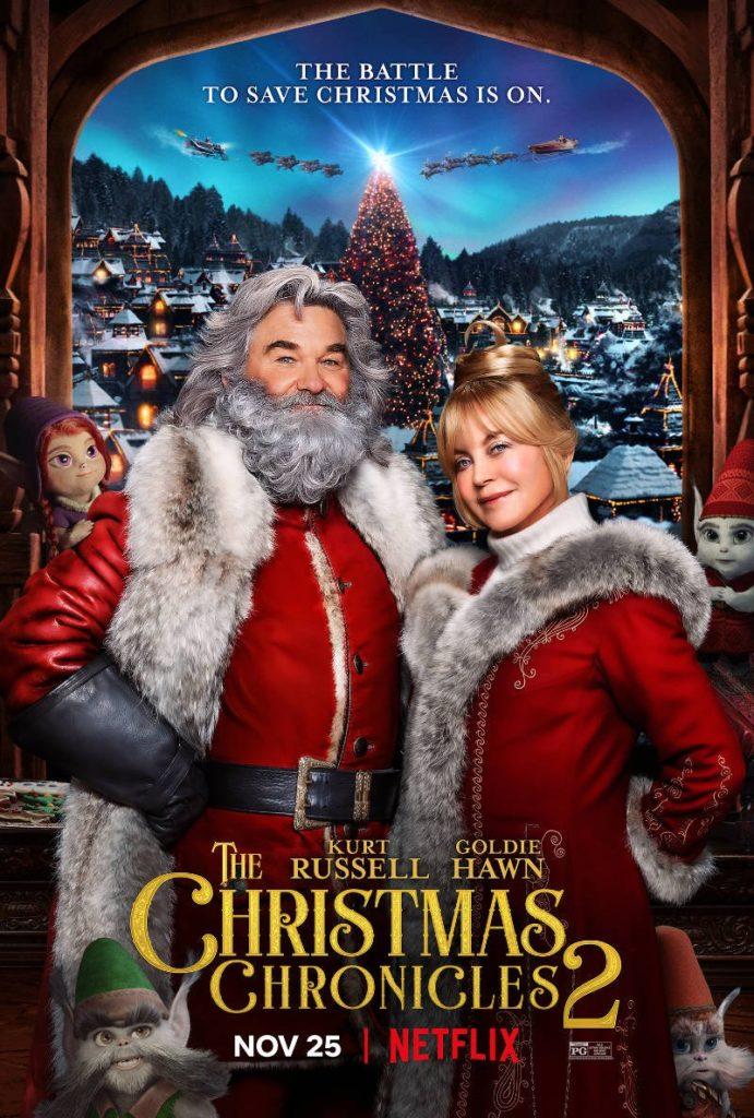The Christmas Chronicle 2 - Netflix