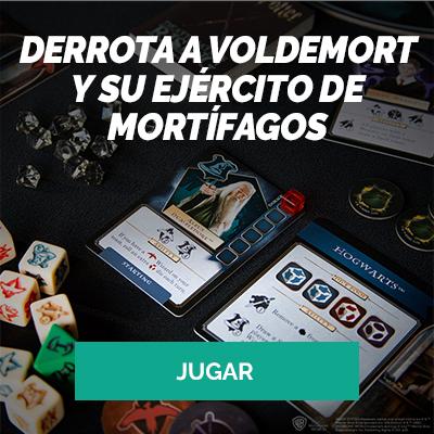 Rising el juego en el que tendrás que derrotar a Voldemort