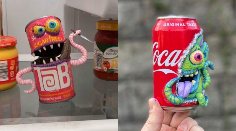 Transforma objetos cotidianos en monstruos