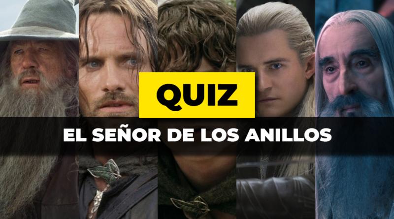 Test: ¿Qué personaje eres de El Señor de los Anillos?