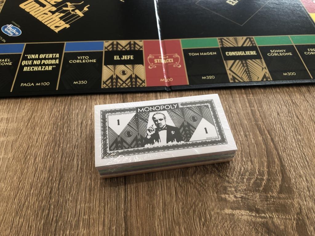 Monopoly de El Padrino