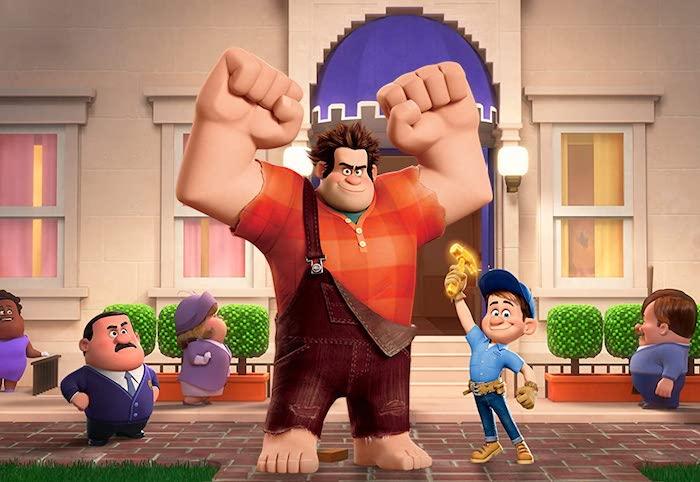 Rompe Ralph • Pixar