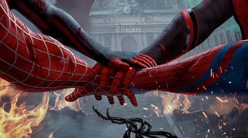 Spiderverse fan art